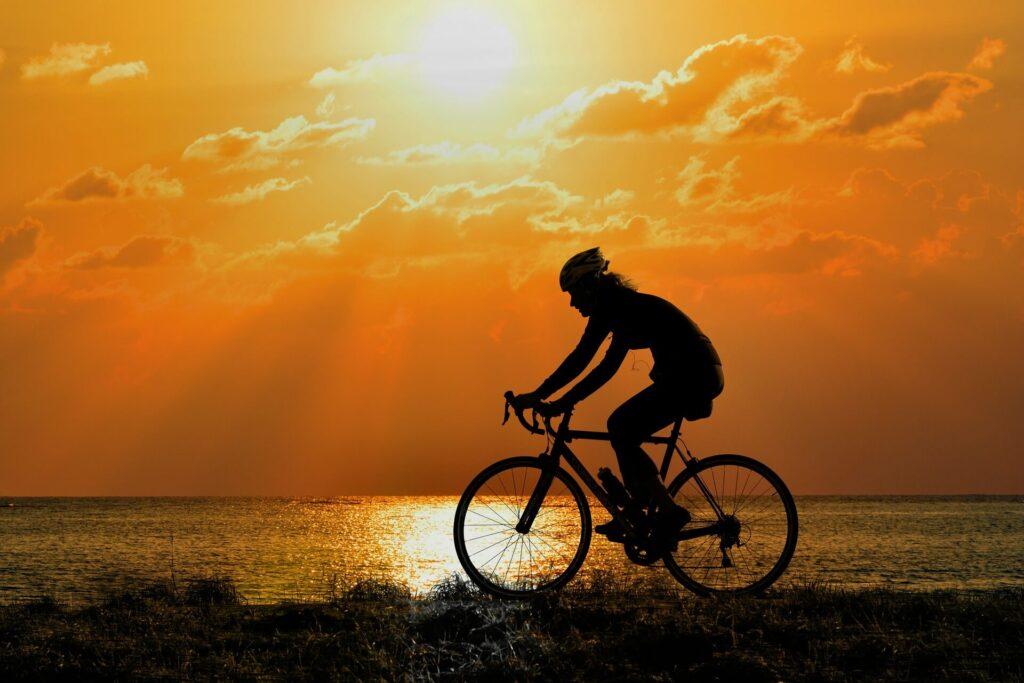Jazda na rowerze po operacji przepukliny pachwinowej