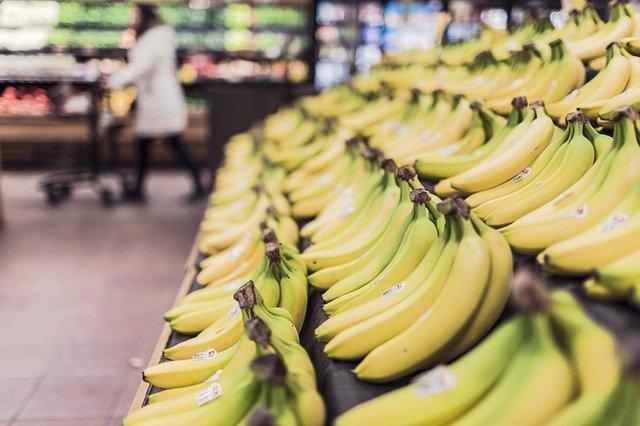 Czy banany tuczą?