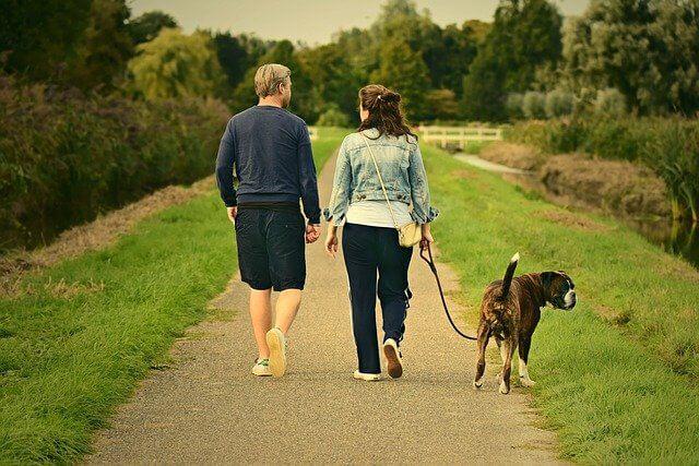 Spacer jako domowy sposób na zawroty głowy